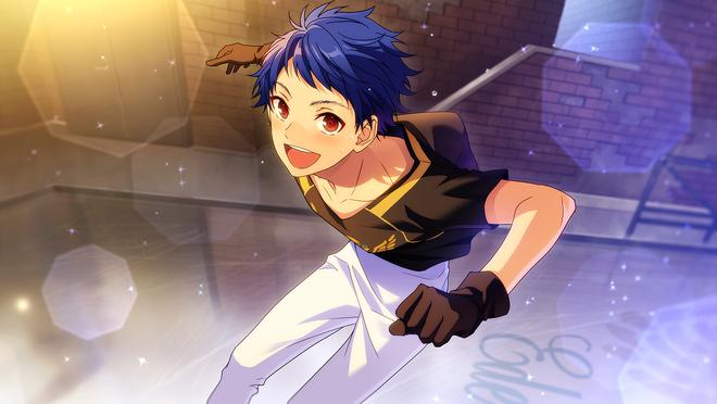 (Glittering Star) Shin Ichijo CG