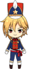 Nazuna Nito Marching Band 2 chibi