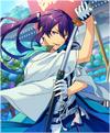 (Akatsuki's Master Fencer) Souma Kanzaki Frameless Bloomed