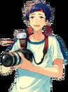 (Blazing Athletic Festival) Yuzuru Fushimi Full Render