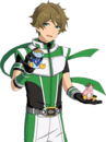 (Green of Compassion) Midori Takamine Full Render Bloomed