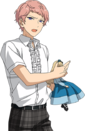 (New Outfit) Shu Itsuki Full Render