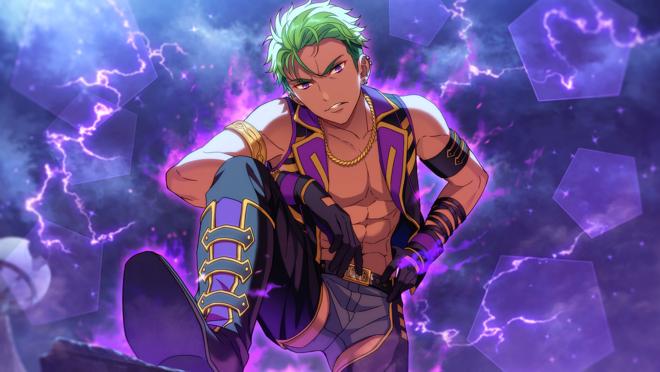 (Tyrant Star) Alexander Yamato CG