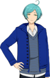 Kanata Shinkai Casual Winter Dialogue Render
