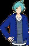 Kanata Shinkai Casual Winter Dialogue Render