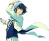 (Contract and Friend) Tsumugi Aoba Full Render