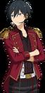 (Leader Disposition) Hokuto Hidaka Full Render
