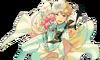 (Maiden's Flower Garden) Arashi Narukami Full Render Bloomed