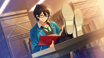 (Recollection of Mundane Days) Rei Sakuma CG