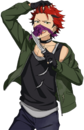 (Seinen Comic) Kuro Kiryu Full Render Bloomed