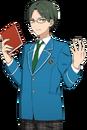 (Tedious Talk) Keito Hasumi Full Render Bloomed