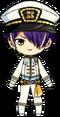 Shinobu Sengoku PiratesFes uniform chibi