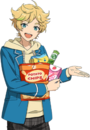 (Game Match) Sora Harukawa Full Render