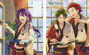Ensemble Stars Official Visual Fanbook Vol.3 Akatsuki Scanned