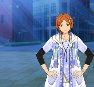 Yuta Aoi Kaleidoscope Outfit