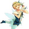 (Lily of the Valley Faerie) Nazuna Nito Full Render Bloomed