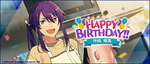 Souma Kanzaki Birthday 2019 Twitter Banner