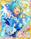 (Aquarium ♪) Kanata Shinkai Rainbow Road Bloomed