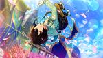 (Drifting Sky Flower) Ritsu Sakuma CG2