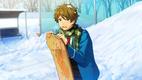 (Snow Field Snowboarder) Midori Takamine CG