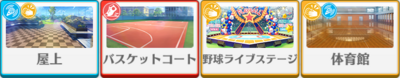 Every Pitch With All One's Heart! Youthful Play Ball Makoto Yuuki locations