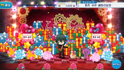 Mika Kagehira Birthday 2017 1k Stage