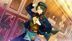 (Cat and Train Ticket) Keito Hasumi CG2