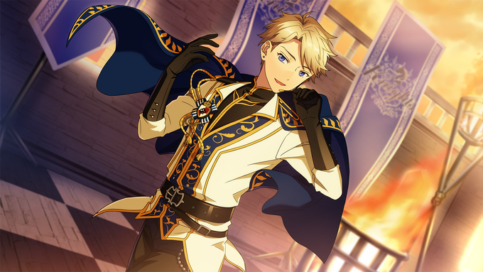 (Heading Towards Elegance) Arashi Narukami CG2