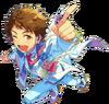 (Jumping Spring) Mitsuru Tenma Full Render Bloomed