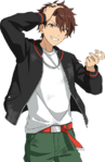 (Justice and Evil) Chiaki Morisawa Full Render Bloomed