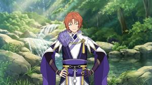 Leo Tsukinaga Mukanshu Outfit