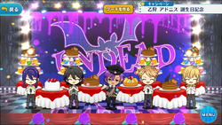 Adonis Otogari Birthday 2018 1k Stage