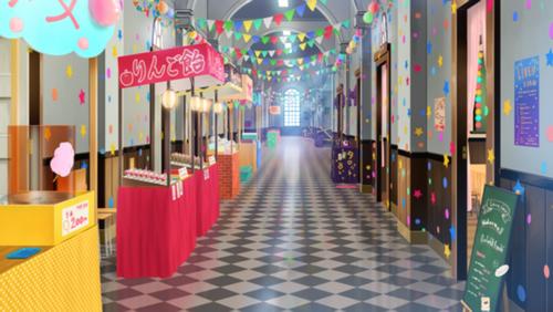 Hallway (School Festival) Full