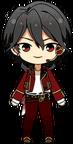 Rei Sakuma Chocolat Fes Outfit chibi
