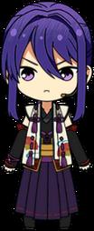 Souma Kanzaki Tanabata Performance Outfit chibi