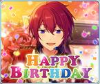 Tsukasa Suou Birthday Course