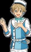 (Ordinary State) Tomoya Mashiro Full Render Bloomed