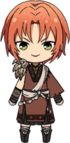 Leo Tsukinaga Wanderer chibi