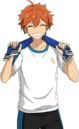 (After Lesson) Subaru Akehoshi Full Render Bloomed