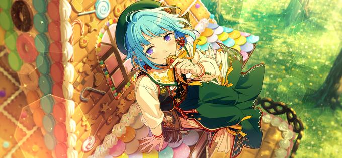 (Lost Gretel) Hajime Shino CG2