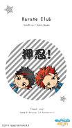 Gamegift Fanpage 2nd Anniversary Karate Club Wallpaper