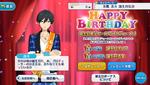 Hokuto Hidaka Birthday 2017 Campaign