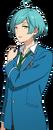Kanata Shinkai (Card) Full Render Bloomed