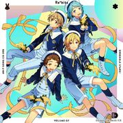 Ra*bits Unit Song CD 3