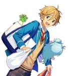 (Appearance of Growth) Tomoya Mashiro Full Render