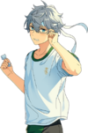 (Trial's Fate) Izumi Sena Full Render Bloomed