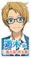 Makoto Yuuki Official Page button 2