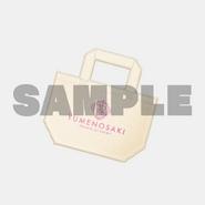 Pink Yumenosaki Tote Bag Small