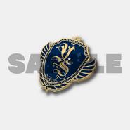 Yumenosaki Logo Pin