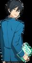 (Crossword) Hokuto Hidaka Full Render Bloomed